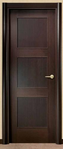 Puerta de interior r03 119000059 - Puertas de madera modernas para interiores ...