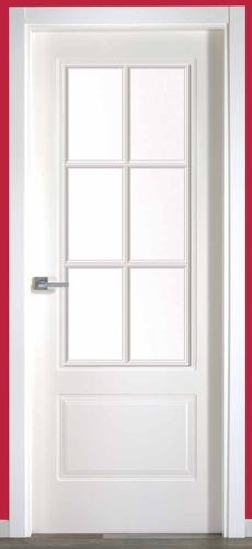 Puerta de interior us12 6v 119000126 for Catalogo de puertas de madera para interiores