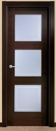 Puertas de madera para cocina puertas de madera para la for Puertas de metal para interiores