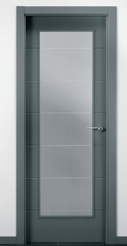 Puerta de interior uvt7 1v 119000114 - Puertas de cocinas modernas ...