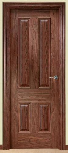 Puerta de interior e 14m 119000085 for Puertas madera rusticas interior