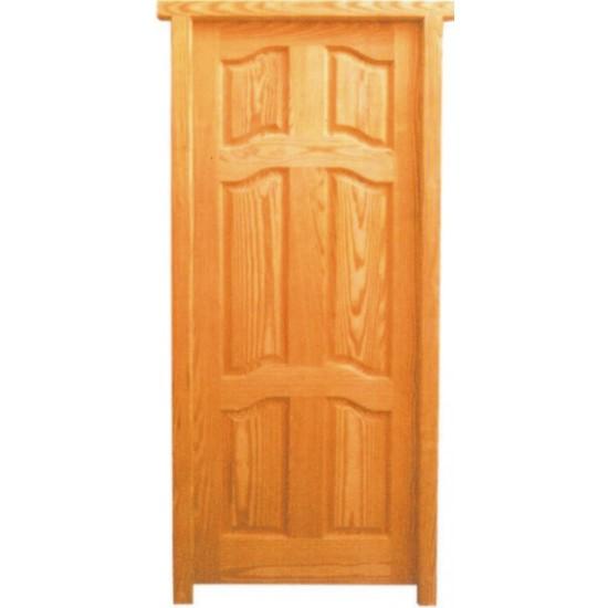 Puertas de calle de madera for Modelos de puerta de madera para casa