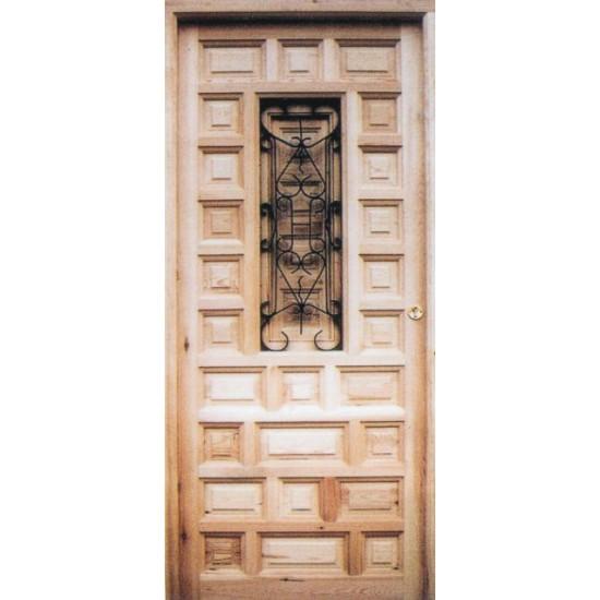 Puertas rusticas de madera related keywords puertas - Entradas rusticas ...