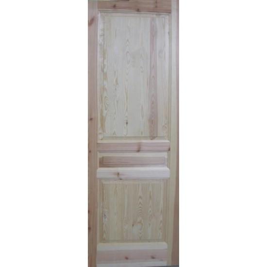 Hojas de puerta lisas de madera - Manillas puertas rusticas ...