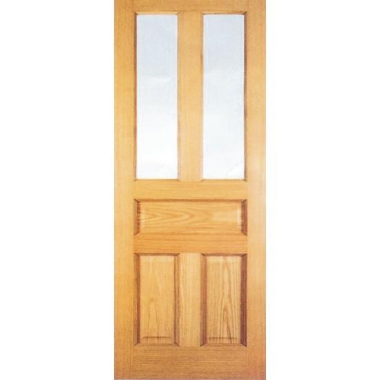 Hojas de puertas de madera para cristales for Cristales para puertas de madera
