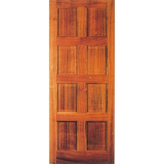 Hojas de puerta de madera para interior for Puerta madera rustica