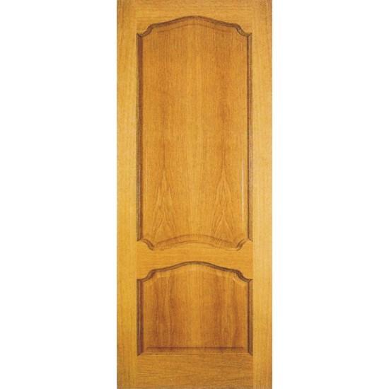 Hojas de puertas de madera para interiores for Puertas en madera para interiores