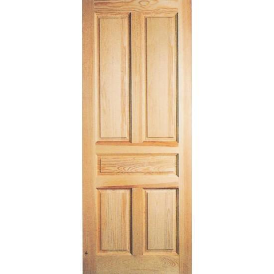 Hojas de puerta de madera for Puertas de tambor modernas