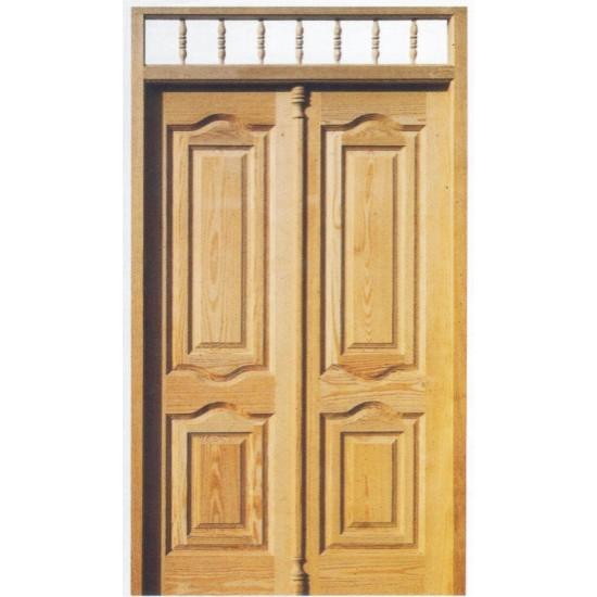 Puertas r sticas dobles de madera - Puertas rusticas de exterior ...