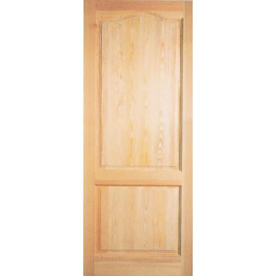 Hoja de puerta de madera for Puertas de madera para interior de casa