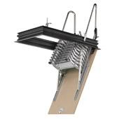 Escalerilla met lica plegable de tijera para techo - Escaleras plegables techo ...