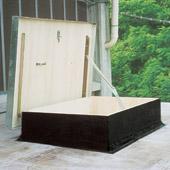 escaleras de metal de tijera zx para terraza ref maydisa