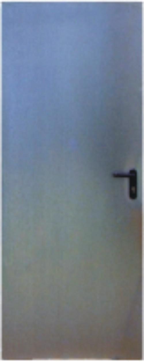 Ladrillos prefabricados fontaner a y carpinter a para for Puerta galvanizada