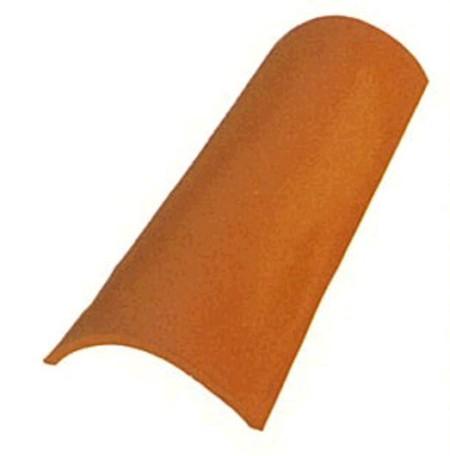 Tejas rabes curvas de arcilla para tejados for Clases de tejas y precios