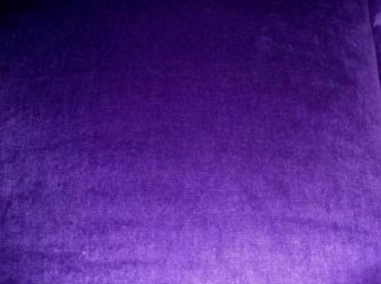 telas de terciopelo lila