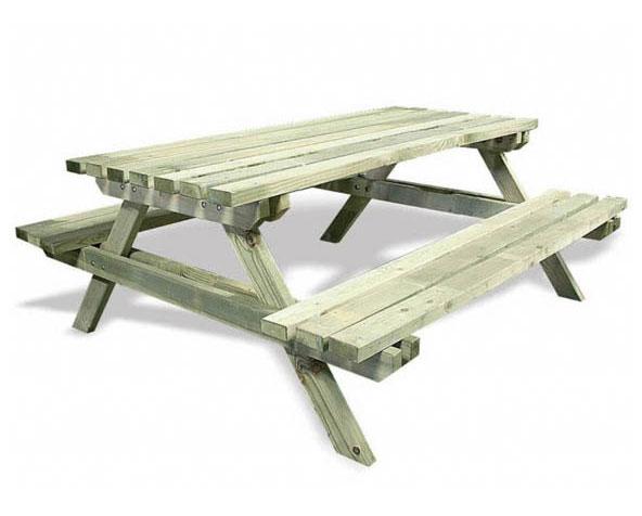 mesa picnic vrm200 150208904. Black Bedroom Furniture Sets. Home Design Ideas