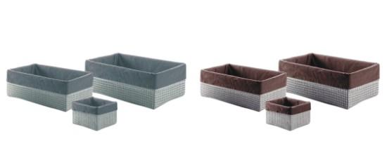 Conjunto de cestas de ba o - Cestas para banos ...