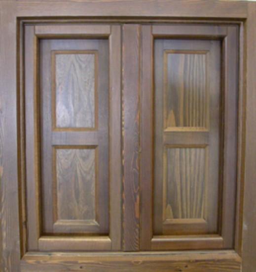 Casa en constructor ventanas de madera o pvc for Ventanas en madera