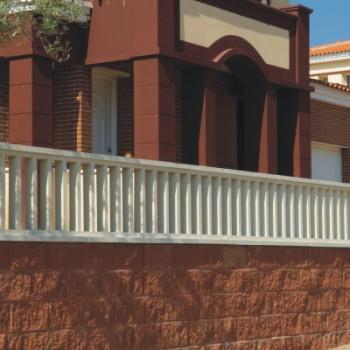 Ladrillos prefabricados fontaner a y carpinter a para for Tipos de toldos para balcones