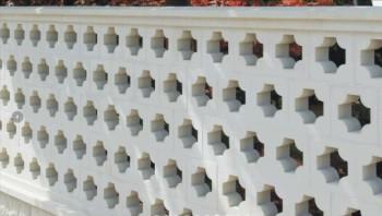 Ladrillos prefabricados fontaner a y carpinter a para - Celosias de hormigon ...