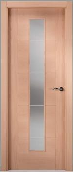 Puerta de interior vp5 119000021 for Modelos de puertas de metal para casas